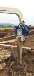 Excavator-Mounted-Vibro-Hammer-svr-120-s-Jobsite