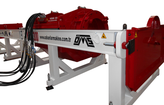 OMS Guided Boring Machine (KBM Series)