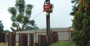Excavator Mounted Vibro Hammer - Standard Series