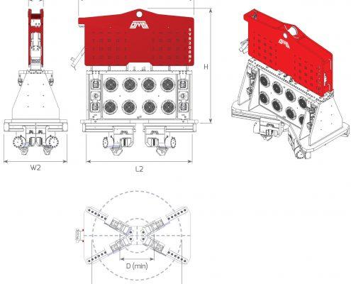 Crane Suspended Vibratory Hammer