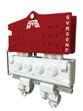 Normal Frequency Crane Suspended Vibratory Hammer