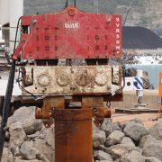 Crane Suspended Vibro Hammer SVR 50 NF