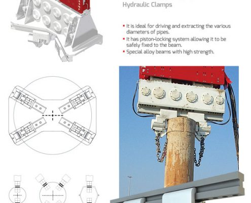 OMS - Vibratory Hammers Clamping Device